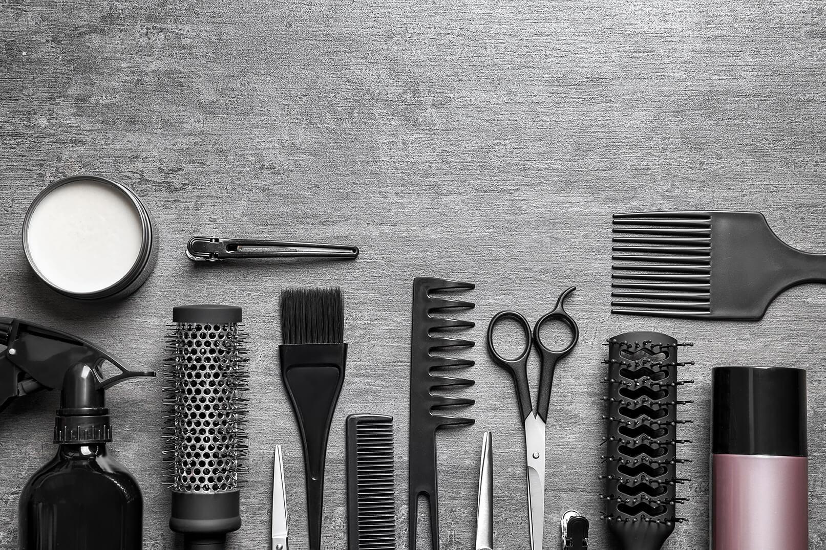 Professoinal hair salon services